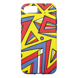 Terrific Funny Masterful Charming iPhone 7 Case