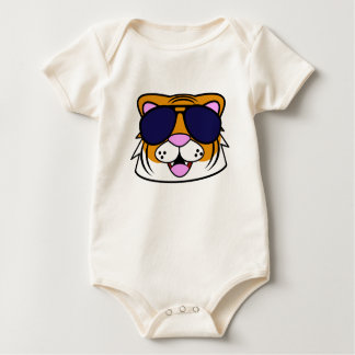 Terrific Tiger Baby Bodysuit