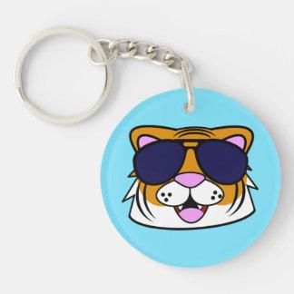 Terrific Tiger Key Ring