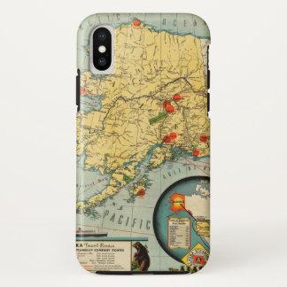 Territory of Alaska iPhone X Case