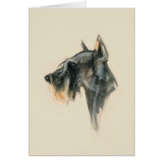 Terroir Pastel Portrait Card