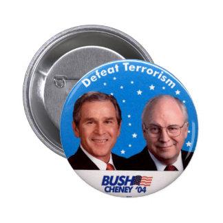 Terror jugate - Button