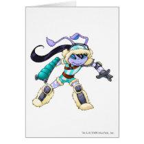 Terror Mountatin Team Captain 2 cards