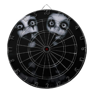 Terror twins haunted dolly product dartboard