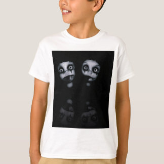 Terror twins haunted dolly product T-Shirt
