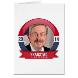 TERRY BRANSTAD CAMPAIGN CARDS