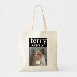 """Terry Cares"" Tote"