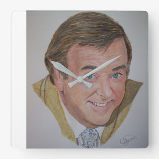 Terry Wogan Wallclock