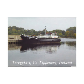 Terryglass, Co Tipperary, Ireland Canvas