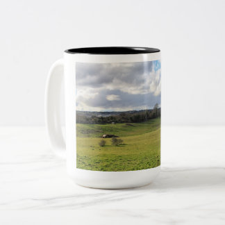 Terryland Two-Tone Coffee Mug