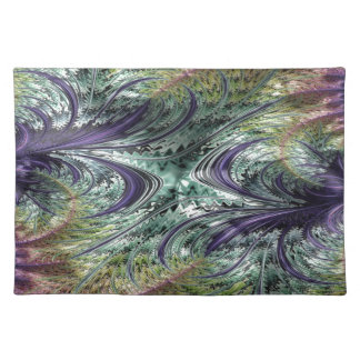 Tertiary Hollowness Fractal Placemat
