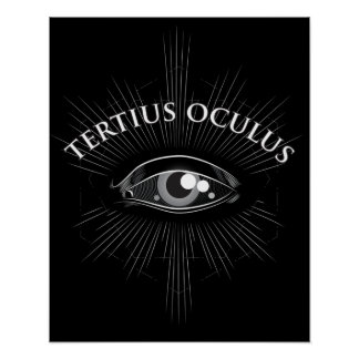 Tertius Oculus Poster