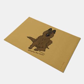 Tervueren - Simply the best! Doormat