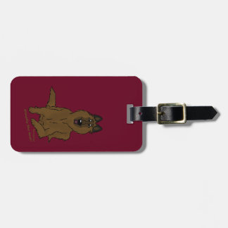 Tervueren - Simply the best! Luggage Tag