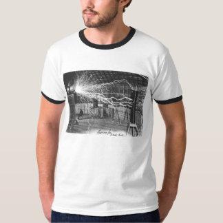 Tesla at his Colorado Springs Lab, 1899 T-shirt