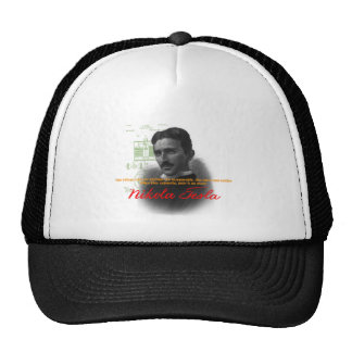 Tesla Trucker Hats