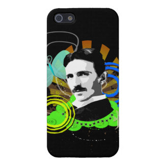 Tesla Cover For iPhone 5/5S