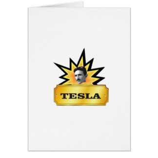 tesla explosion card