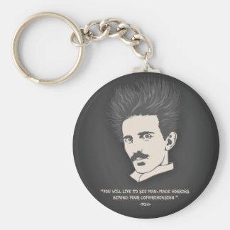 Tesla -Horror Keychains