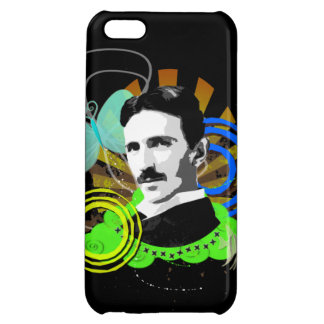 Tesla iPhone 5C Covers