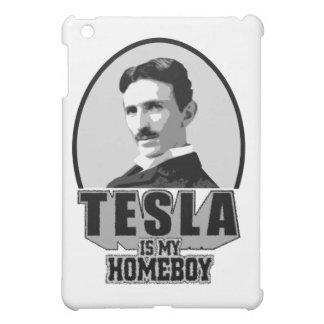 Tesla Is My Homeboy iPad Mini Cases