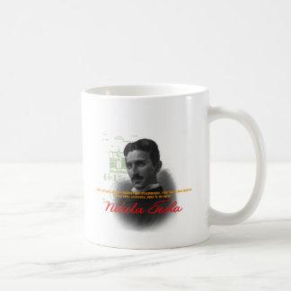 Tesla Coffee Mugs