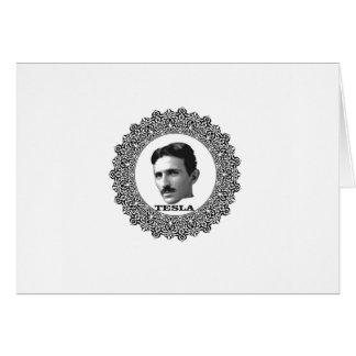 tesla ring card