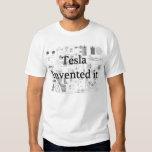 Tesla Shirts