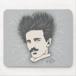 Tesla Static II Mouse Pad