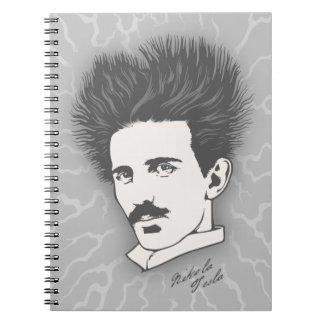 Tesla Static II Notebook