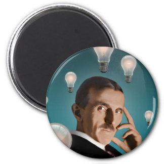 Tesla's Dream Magnet