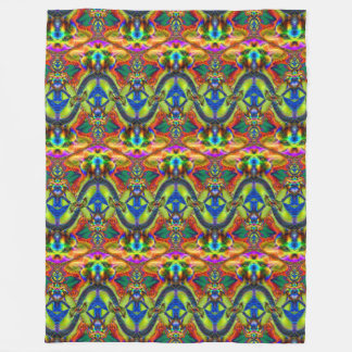 Tessellation Fleece Blanket