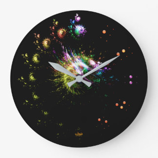 Tesseract Clock