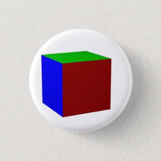test 3 cm round badge