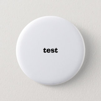 test 6 cm round badge