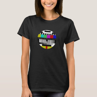 Test card pattern T-Shirt