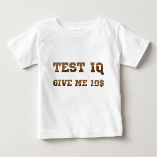 Test iq baby T-Shirt