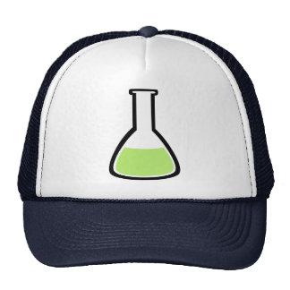 Test tube mesh hats