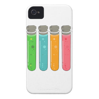 test tubes Case-Mate iPhone 4 cases