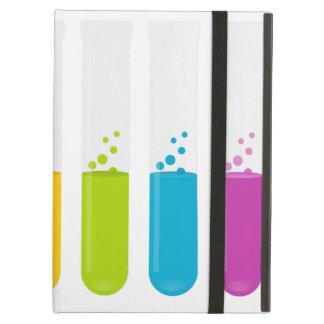 Test tubes chemistry ipad air DoDo case iPad Air Cases