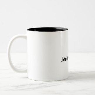 Test Two-Tone Coffee Mug
