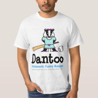 TESTAMENT: FUNNY BADGERS (TM) Dantoo Tee