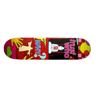 Testimony Skateboards