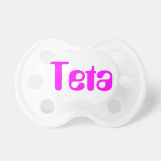 Teta Baby Pacifier