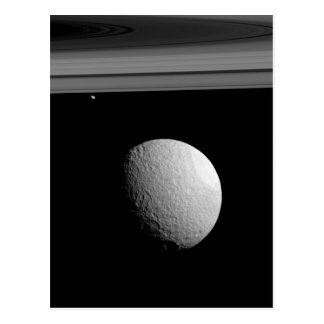 Tethys and Janus Postcard