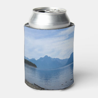 Teton Beauty Can Cooler