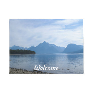 Teton Beauty Doormat