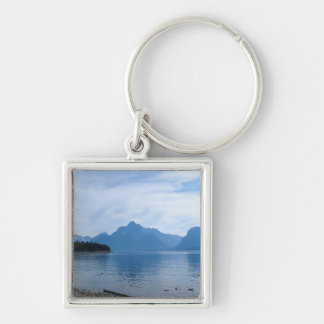 Teton Beauty Key Ring