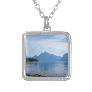 Teton Beauty Silver Plated Necklace