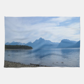 Teton Beauty Tea Towel